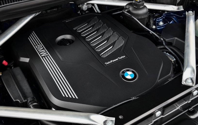 2021 BMW X5 Engine