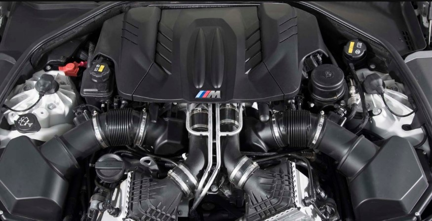 2021 BMW M6 GT3 Engine