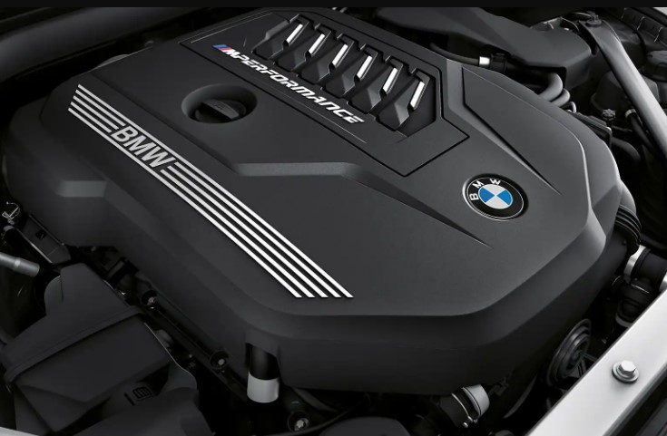 2021 BMW Z4 Engine