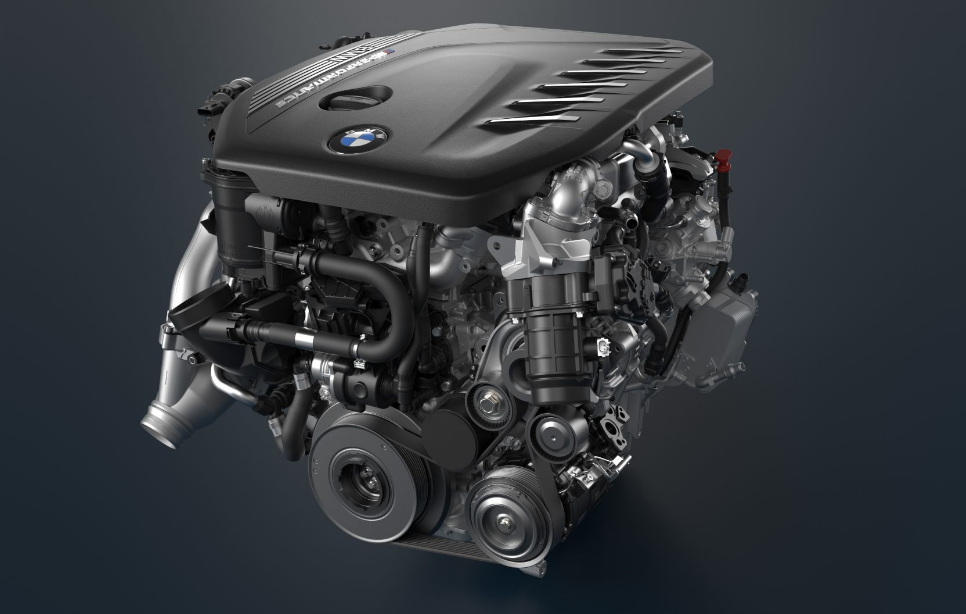 2022 BMW 4-series Engine