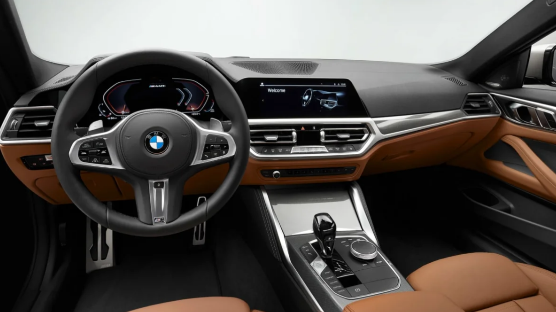 2022 BMW 4-series Interior