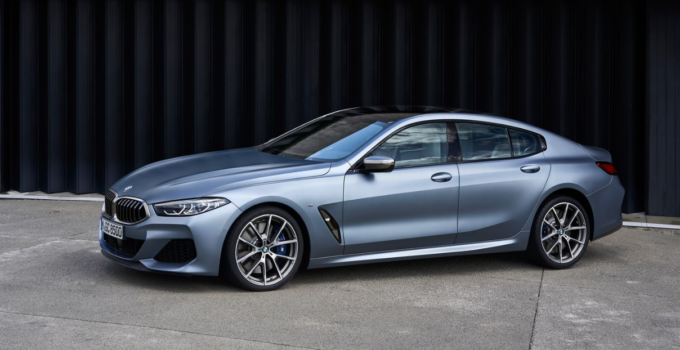 2022 BMW 8-Series Gran Coupe Exterior